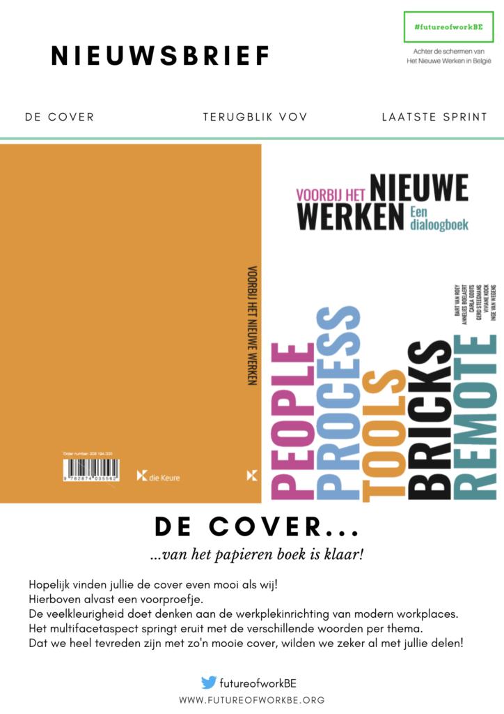 De cover van ons boek.  Laad de afbeeldingen om die te zien :-)